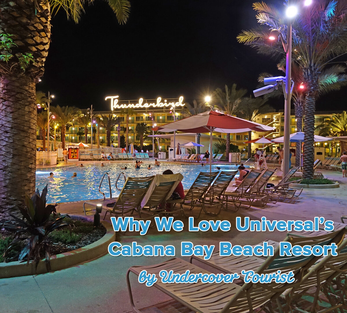 Why Universal's Cabana Bay Beach Resort is Perfect for Families