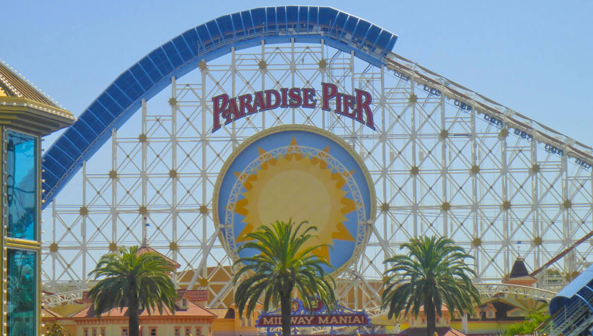 Not-to-miss Disney California Adventure rides and attractions - California Screamin'