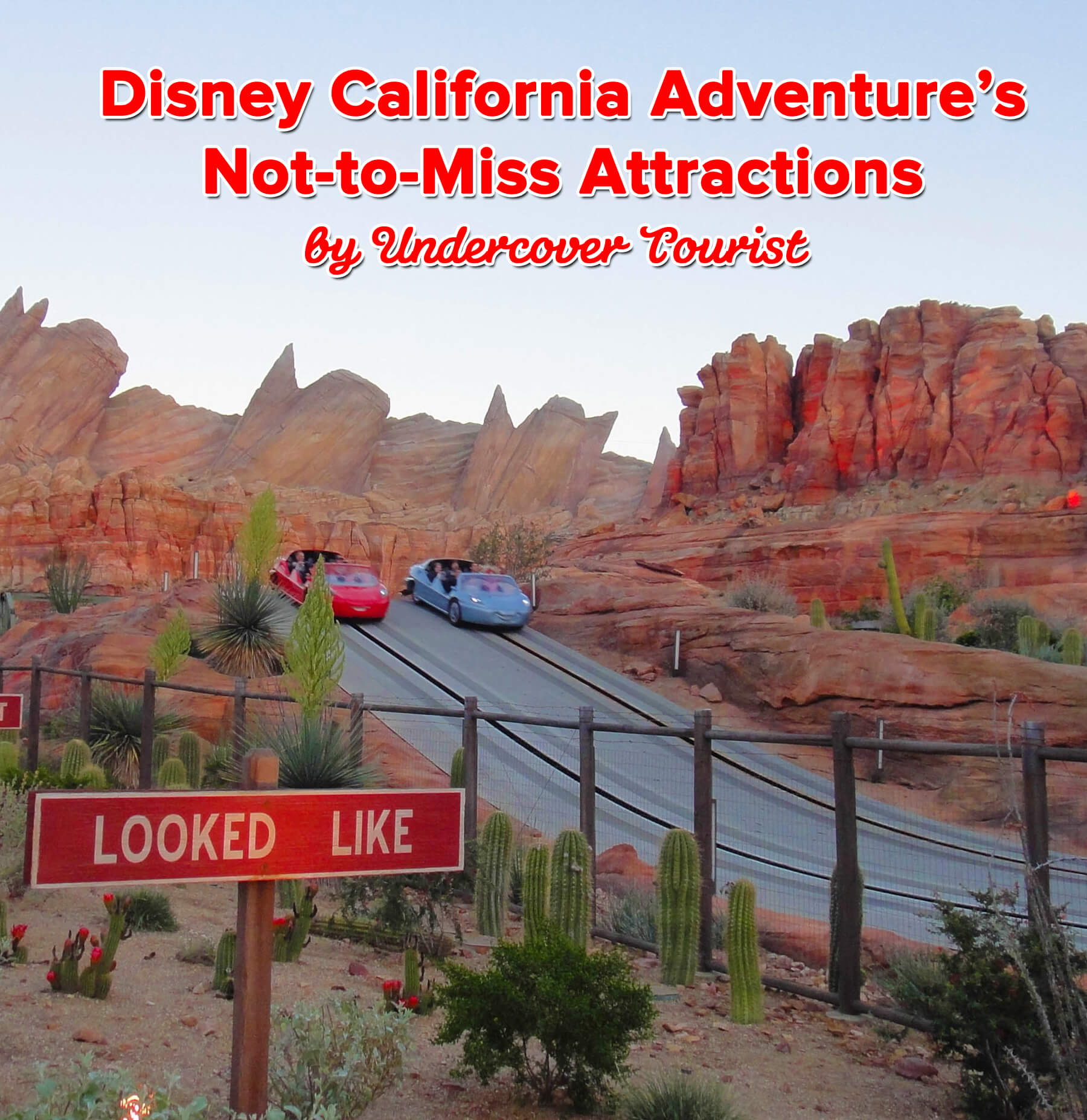 10 Not-to-Miss Disney California Adventure Rides on Your Next Trip