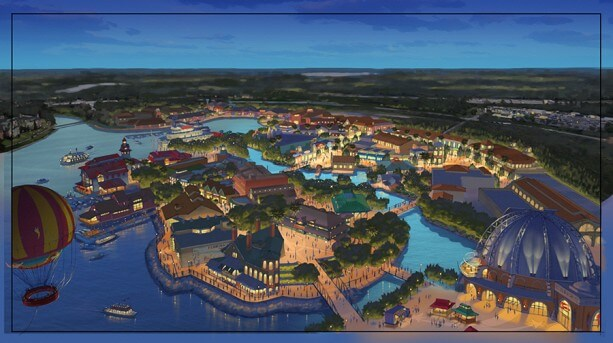First Disney Springs Retail Shops Revealed As The Landing Gets Closer to Opening