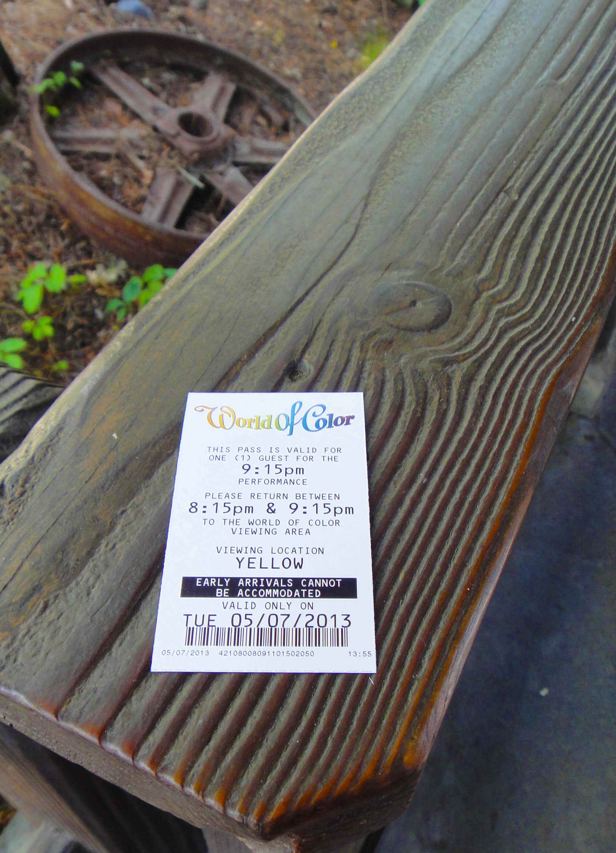 Not to miss Disney California Adventure attractions and shows - World of Color