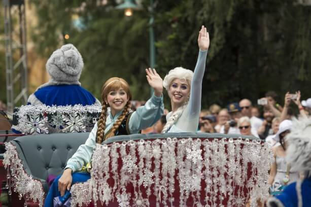 'Frozen' Attraction Is Headed to Epcot; Maelstrom Set to Close in October