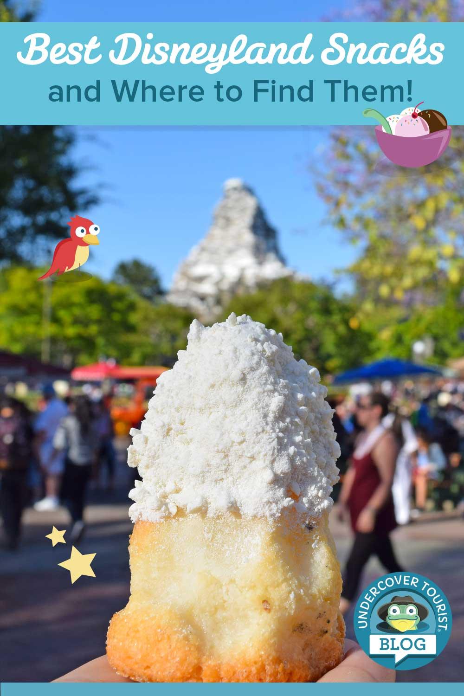 Best Disneyland Snacks - Matterhorn Macaroon