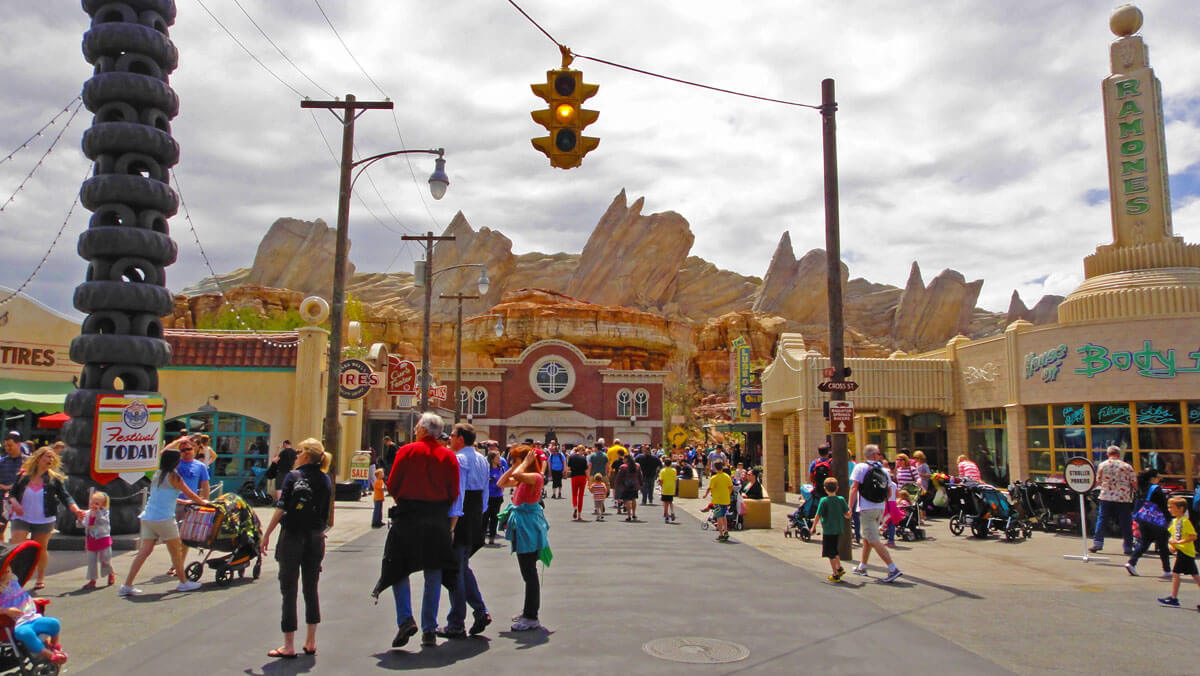 Disney Brings Next-Gen Trackless Ride to California Adventure