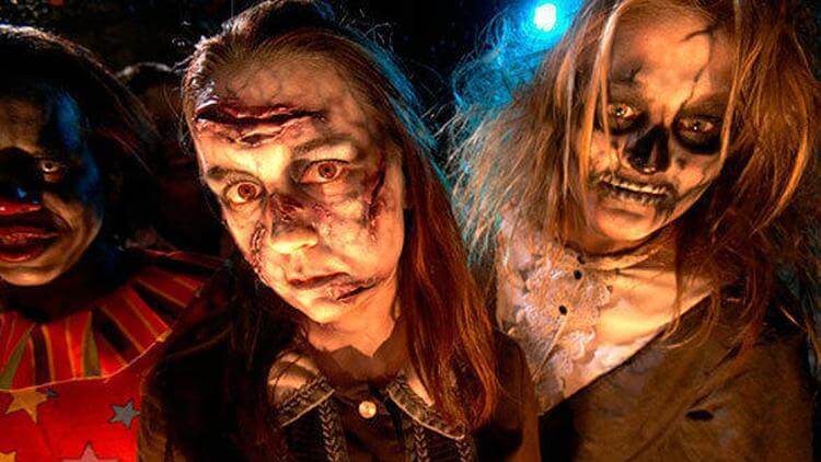 Southern California theme park special events - Six Flags Magic Mountain Fright Fest