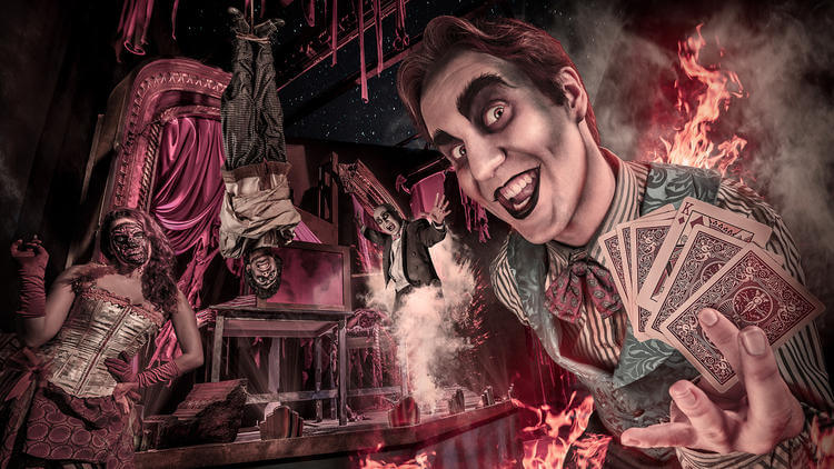 Southern California theme park special events - Knott's Scary Farm