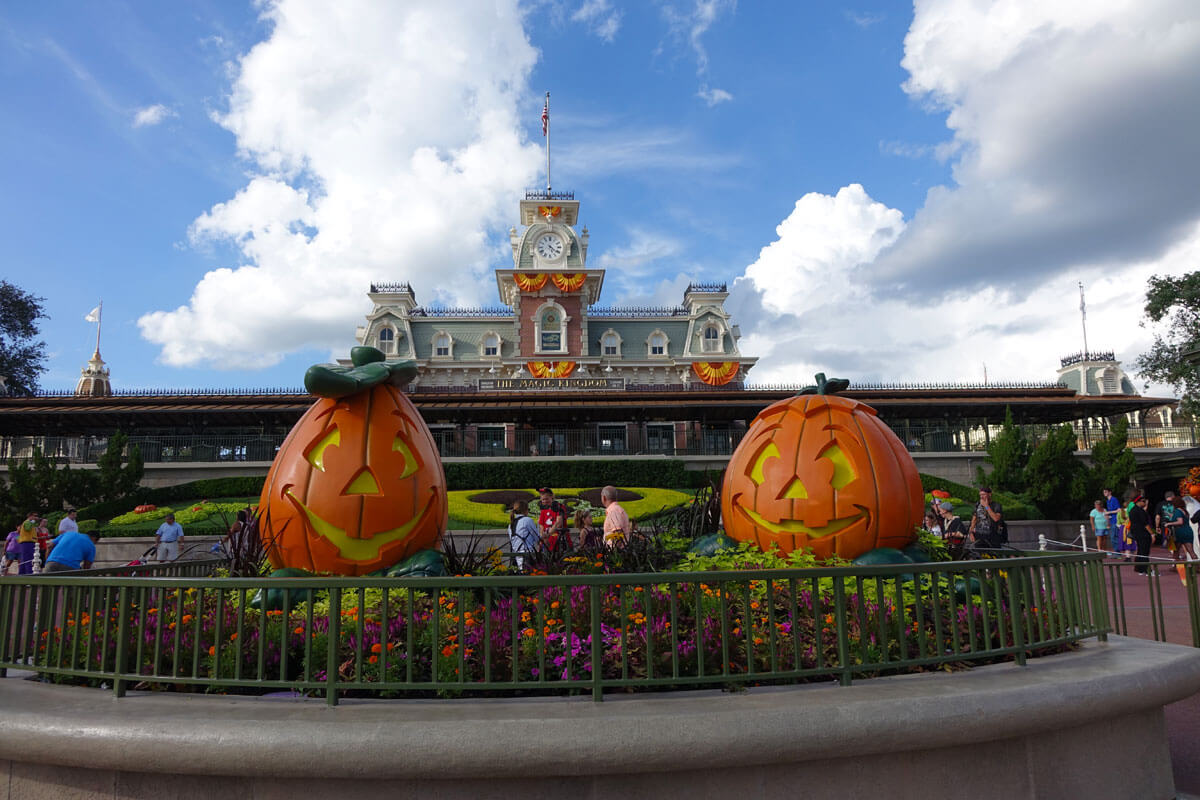 Scenes From Our Spooky, Fun Night at Mickey's Not So Scary Halloween Party