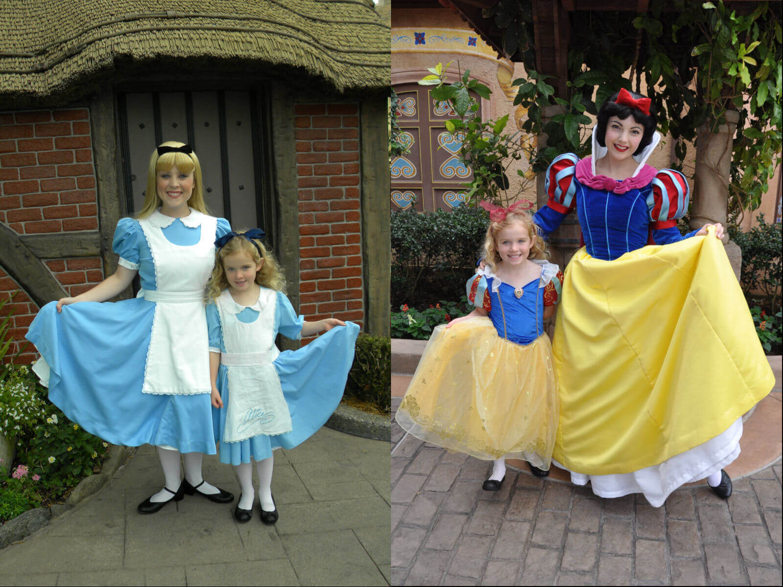 Dressing Your Daughter As a Princess at Disney World  sc 1 st  Undercover Tourist & Tips for Dressing Your Daughter As a Princess at Disney World