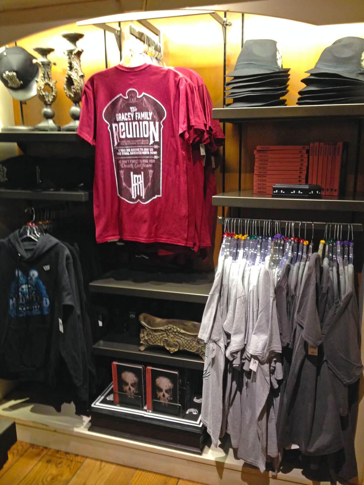 Memento Mori - Haunted Mansion merchandise