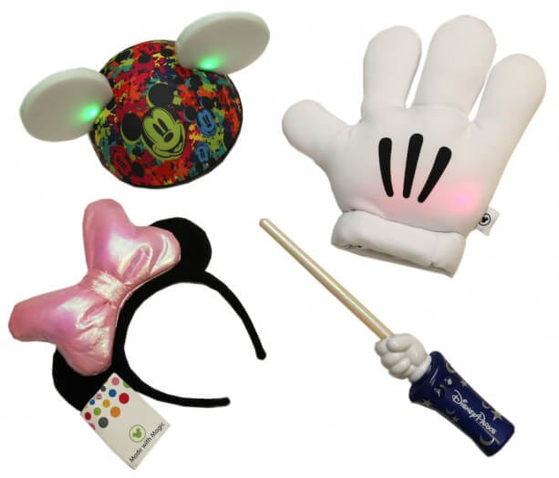 Disney Unveils New Made With Magic Glow Items