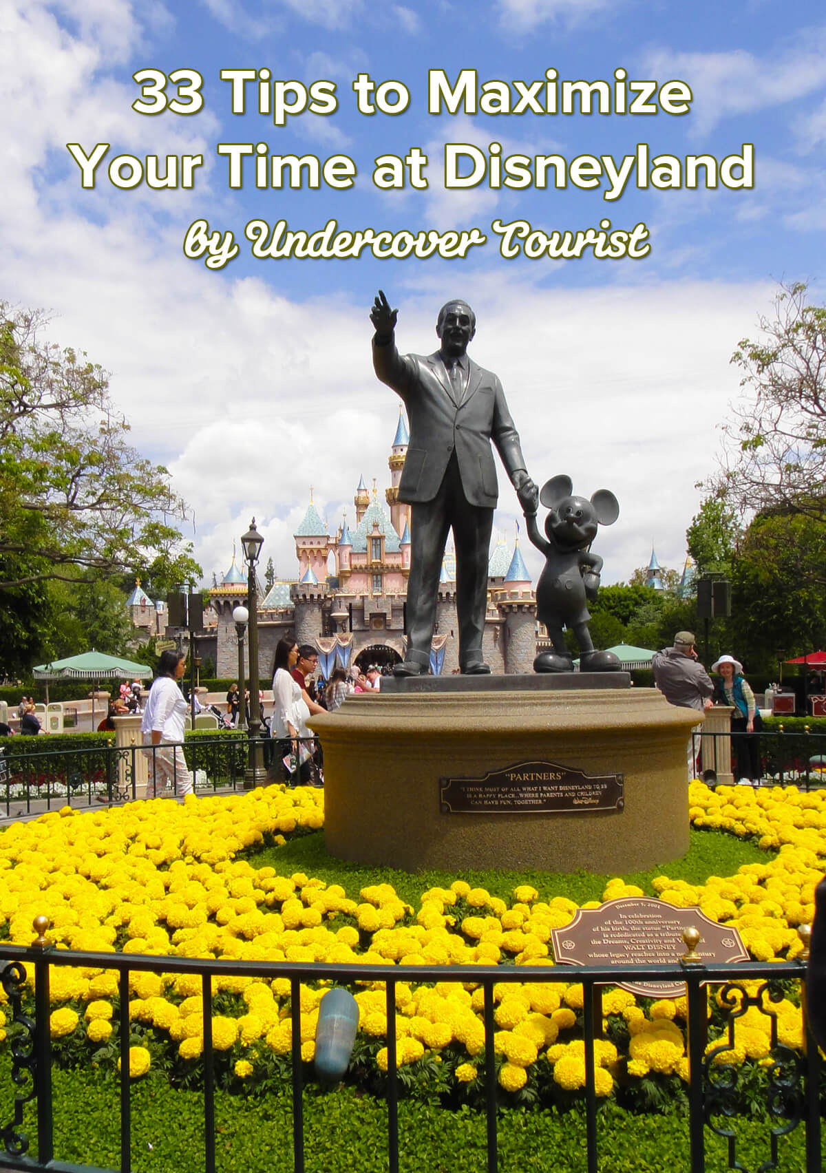 Maximize your time at Disneyland
