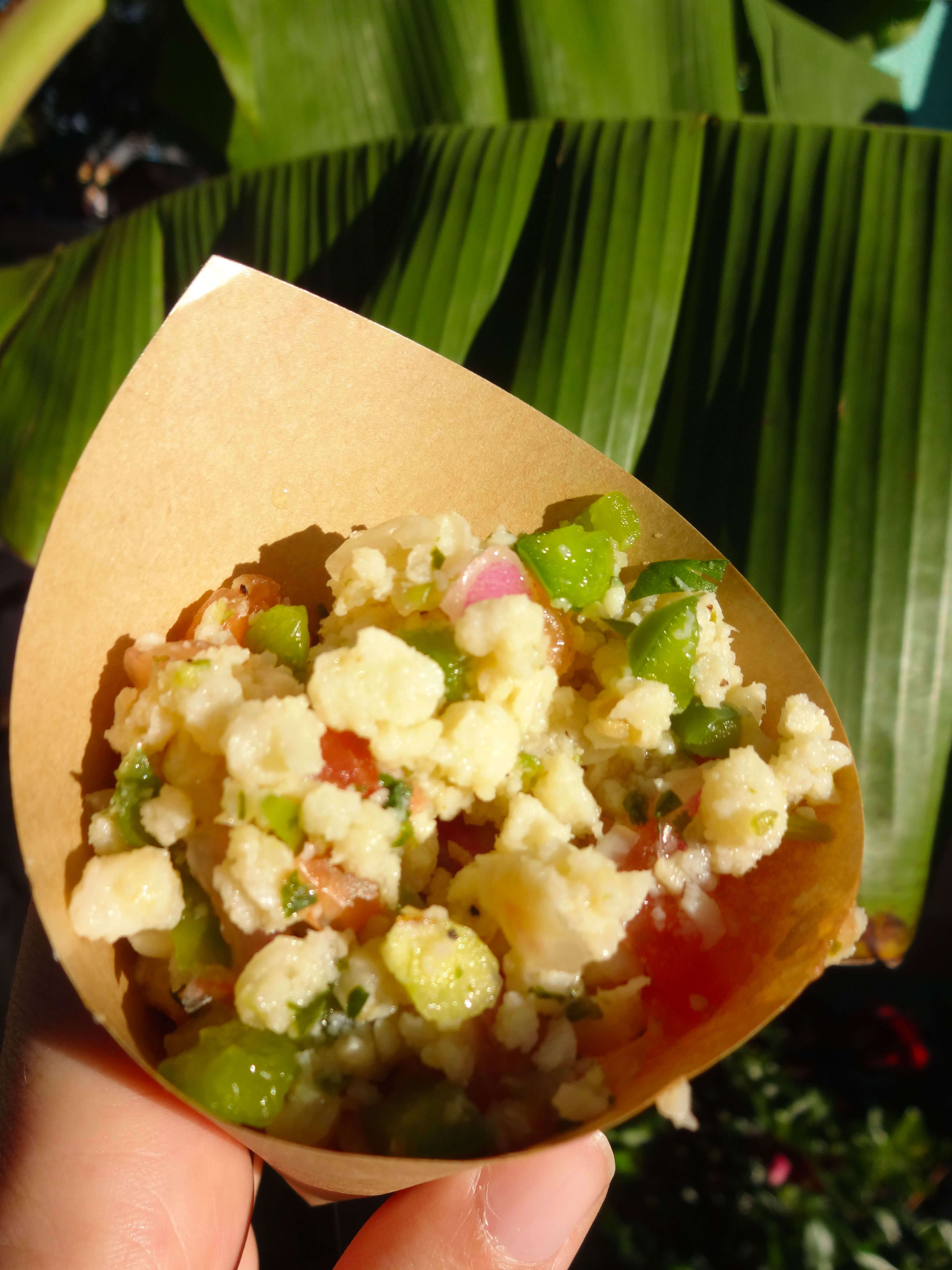 Epcot Food and Wine Dishes 2014