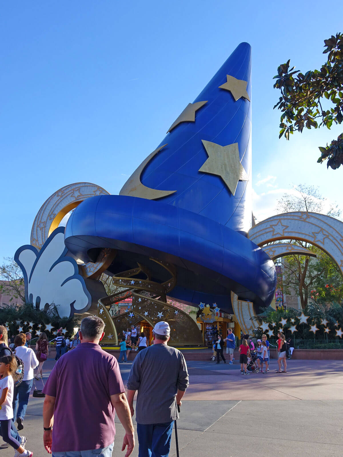 Disney Reimagines Hollywood Studios Without Sorcerer's Hat