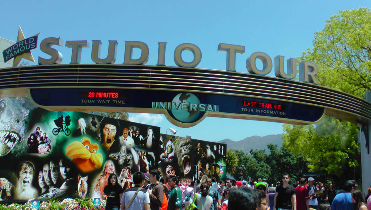 Universal Hollywood Studio Tour Hours