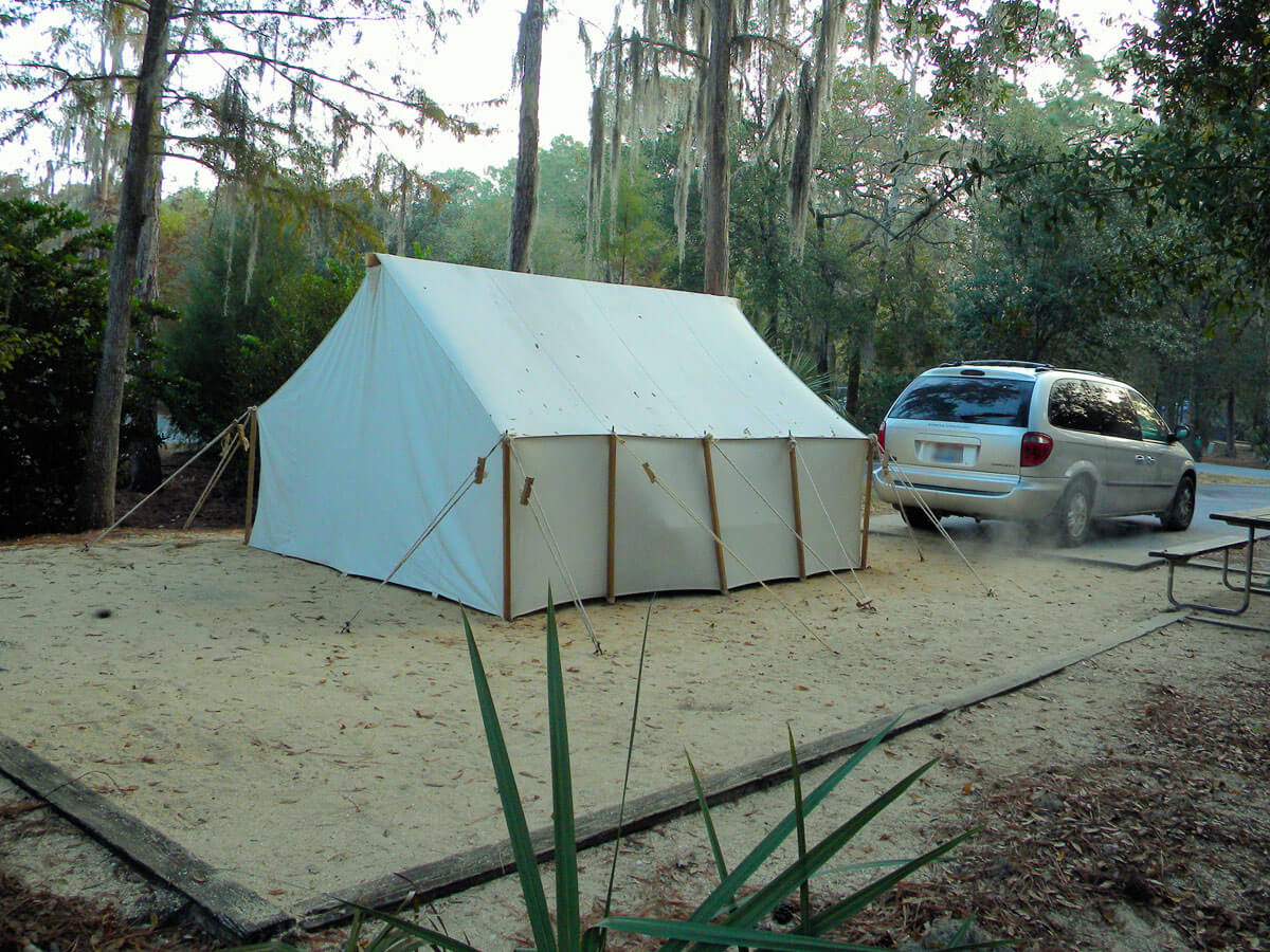 Fort Wilderness Camping - Undercover Tourist Blog on