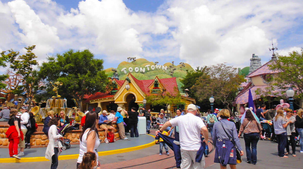 Maximize Your Time at Disneyland - Toontown