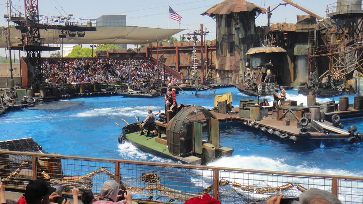 Universal Studios Hollywood Tips to Maximize Your Time - Waterworld
