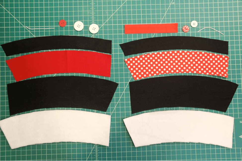 Disney coffee cup sleeves