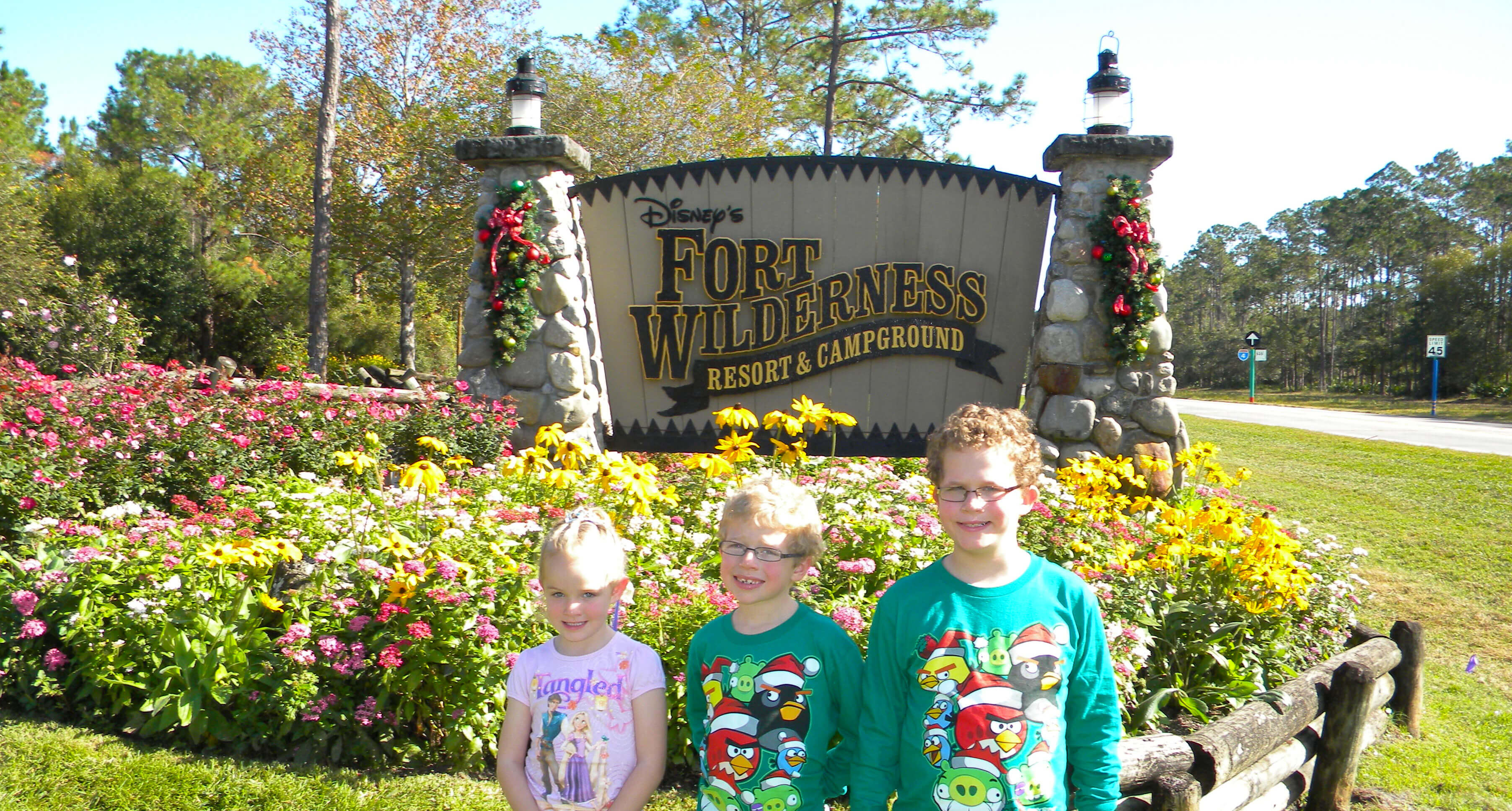 Disney World planning timeline - Fort Wilderness