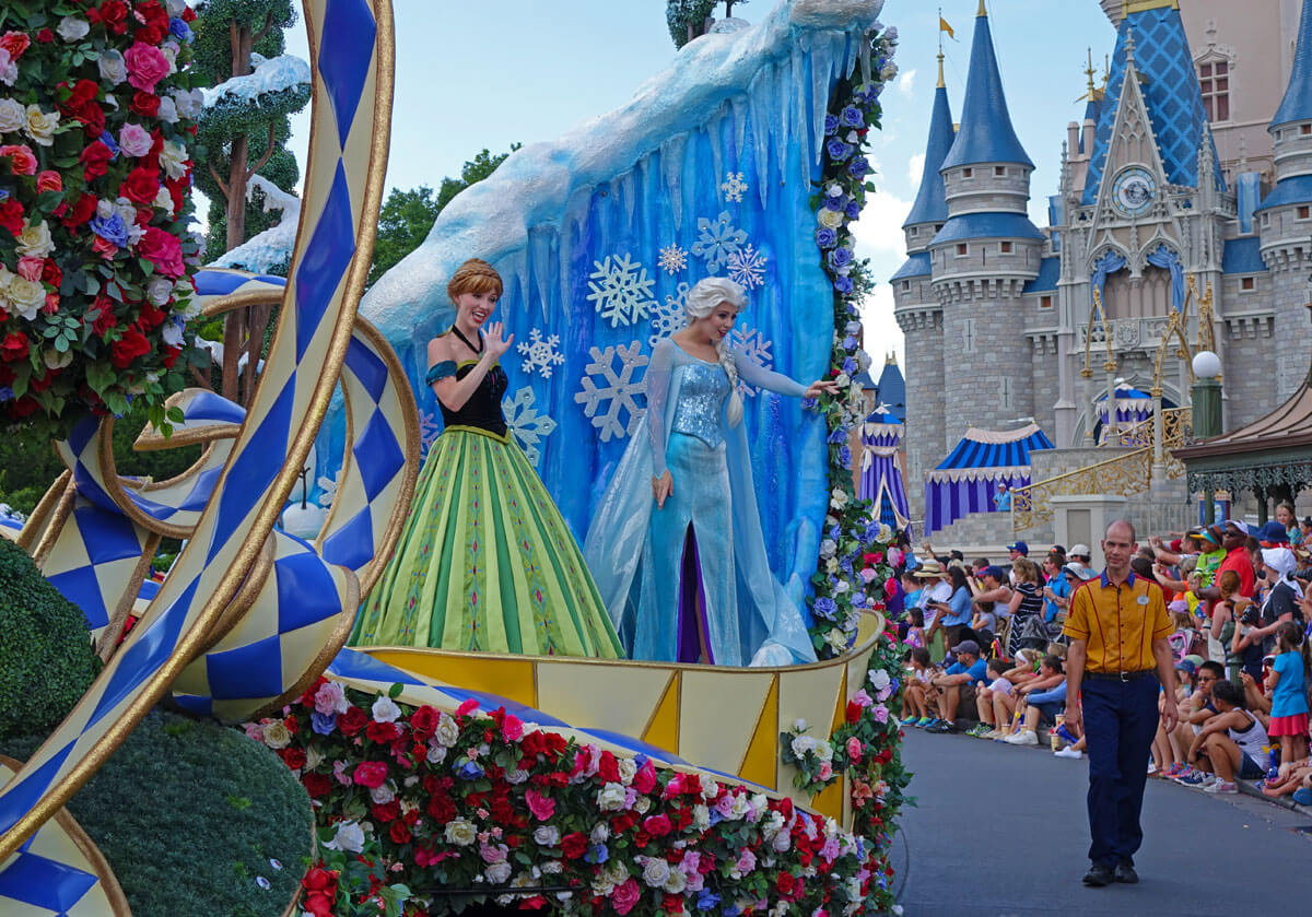 Tips For Meeting Elsa And Anna At Disney World