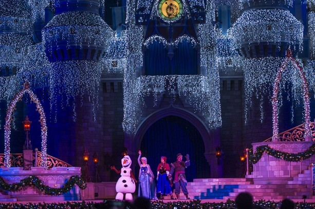 live stream A Frozen Holiday Wish