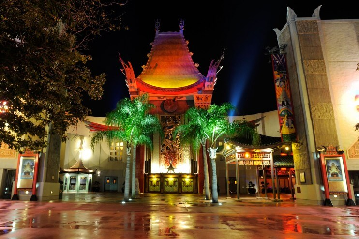 Changes Coming to Great Movie Ride as Part of TCM Partnership