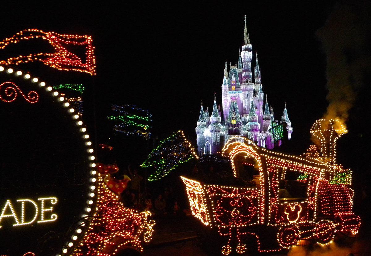 Disney World planning timeline - Cinderella Castle