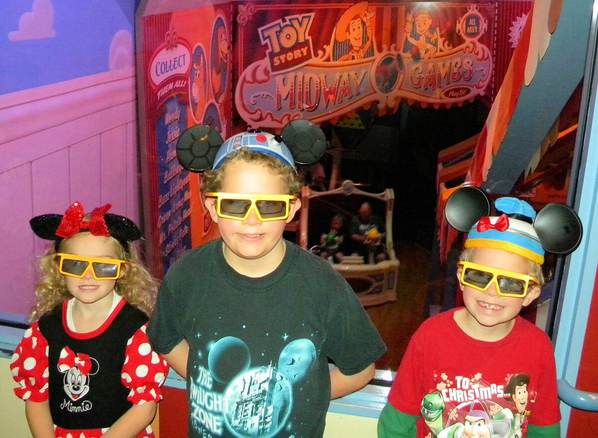 Disney World planning timeline - Toy Story Mania