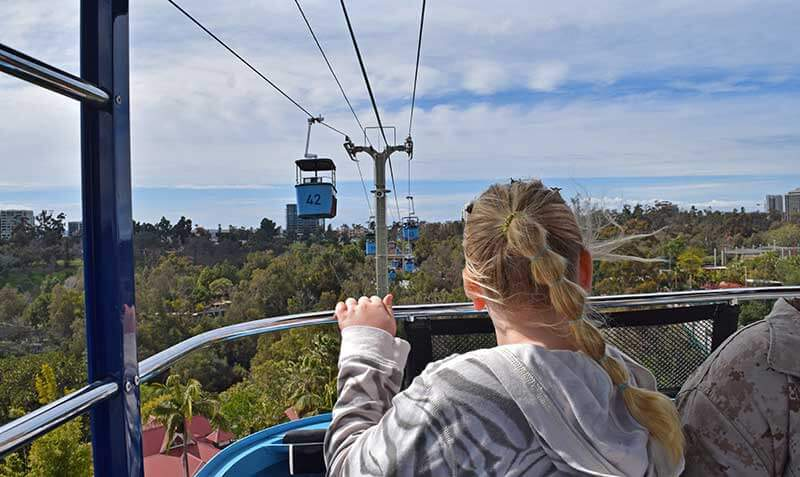 10 Not-to-Miss San Diego Zoo Exhibits and Attractions - Skyfari