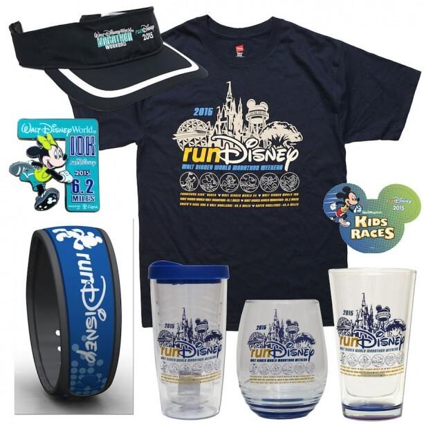 Walt Disney World Marathon merchandise