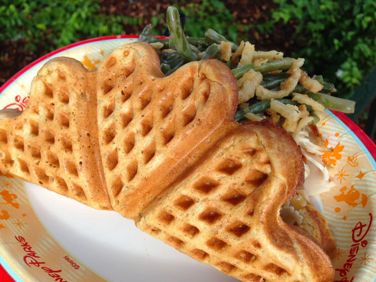 Top Tastes at Epcot Holidays Around the World