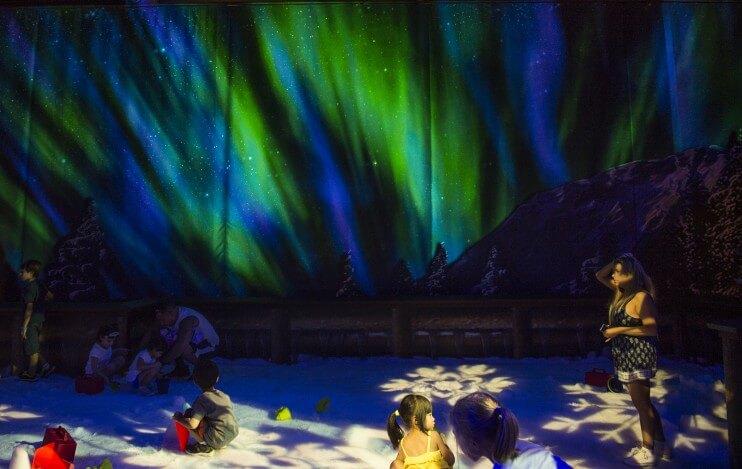 Disney World in winter - Wandering Oaken