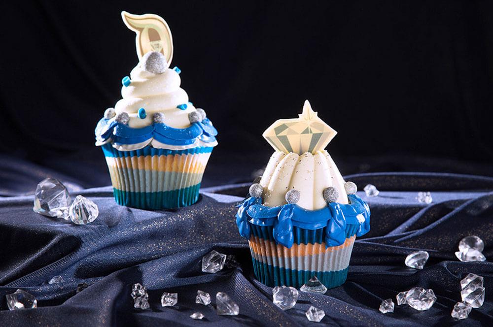 Disneyland Resort Diamond Celebration - cupcakes