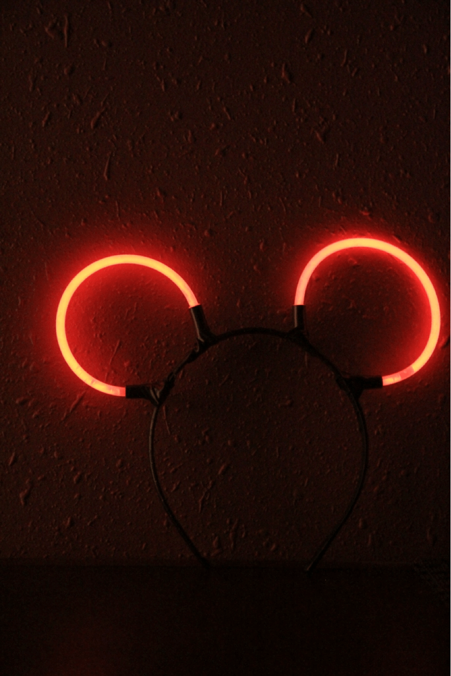 Make your own Mickey glow ears