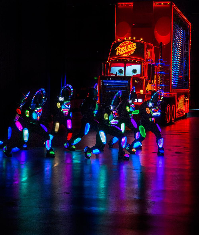 Disneyland Resort Diamond Celebration - Paint the Night