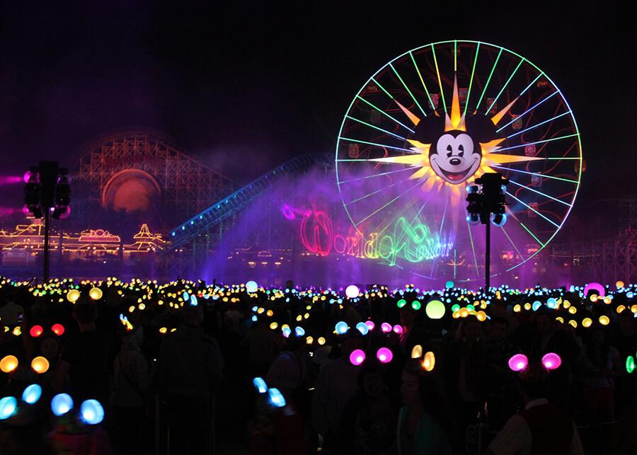 Disneyland Resort Diamond Celebration - World of Color