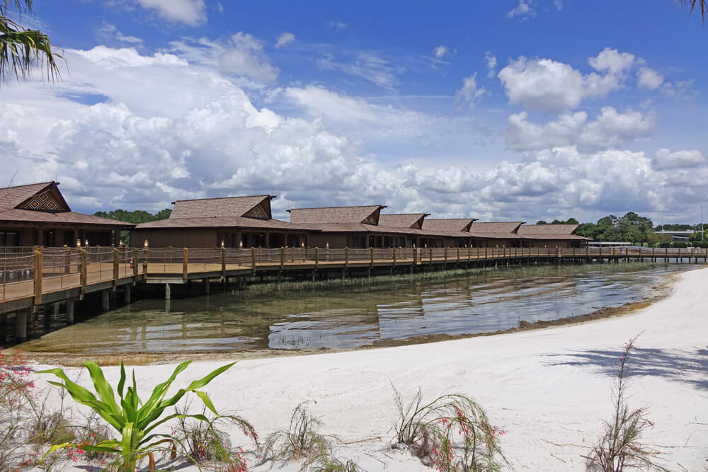 What Opened at Disney World in 2015 - Polynesian Bungalows