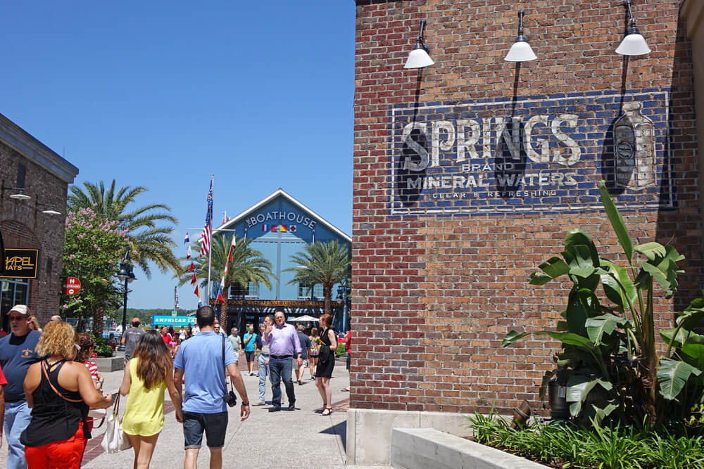 Downtown Disney - Disney Springs