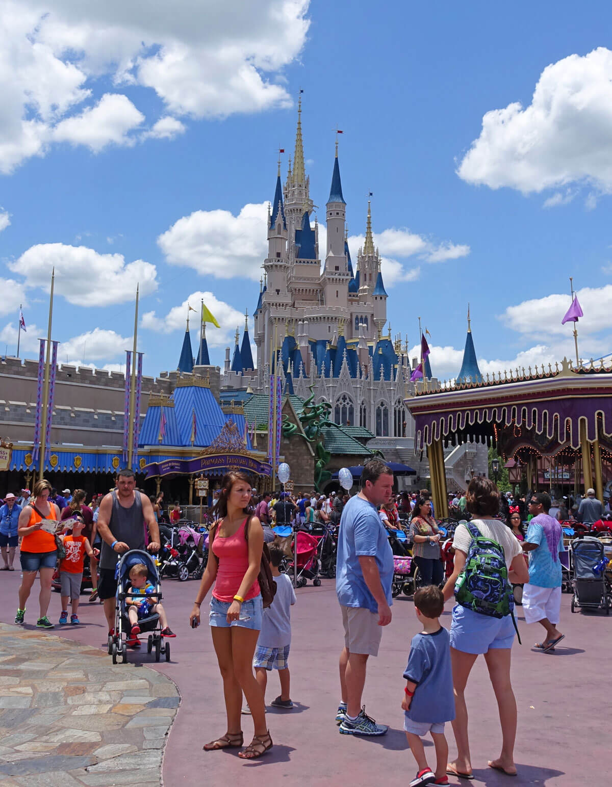9 Tips for Staying Healthy at Disney World