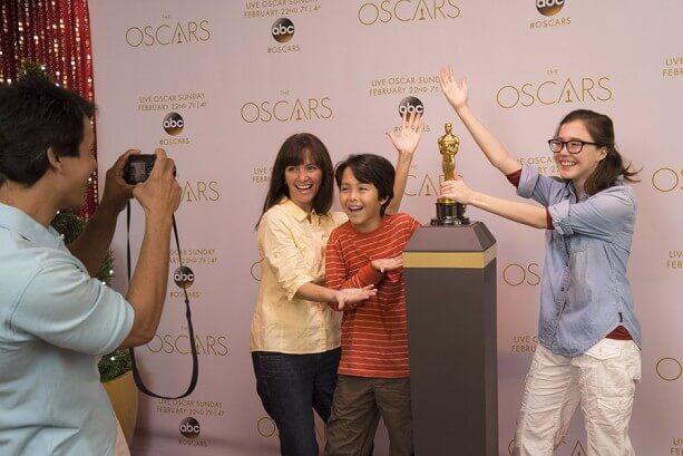Oscar at Disney's Hollywood Studios