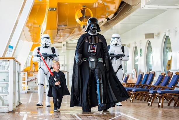 Star Wars Days at Sea