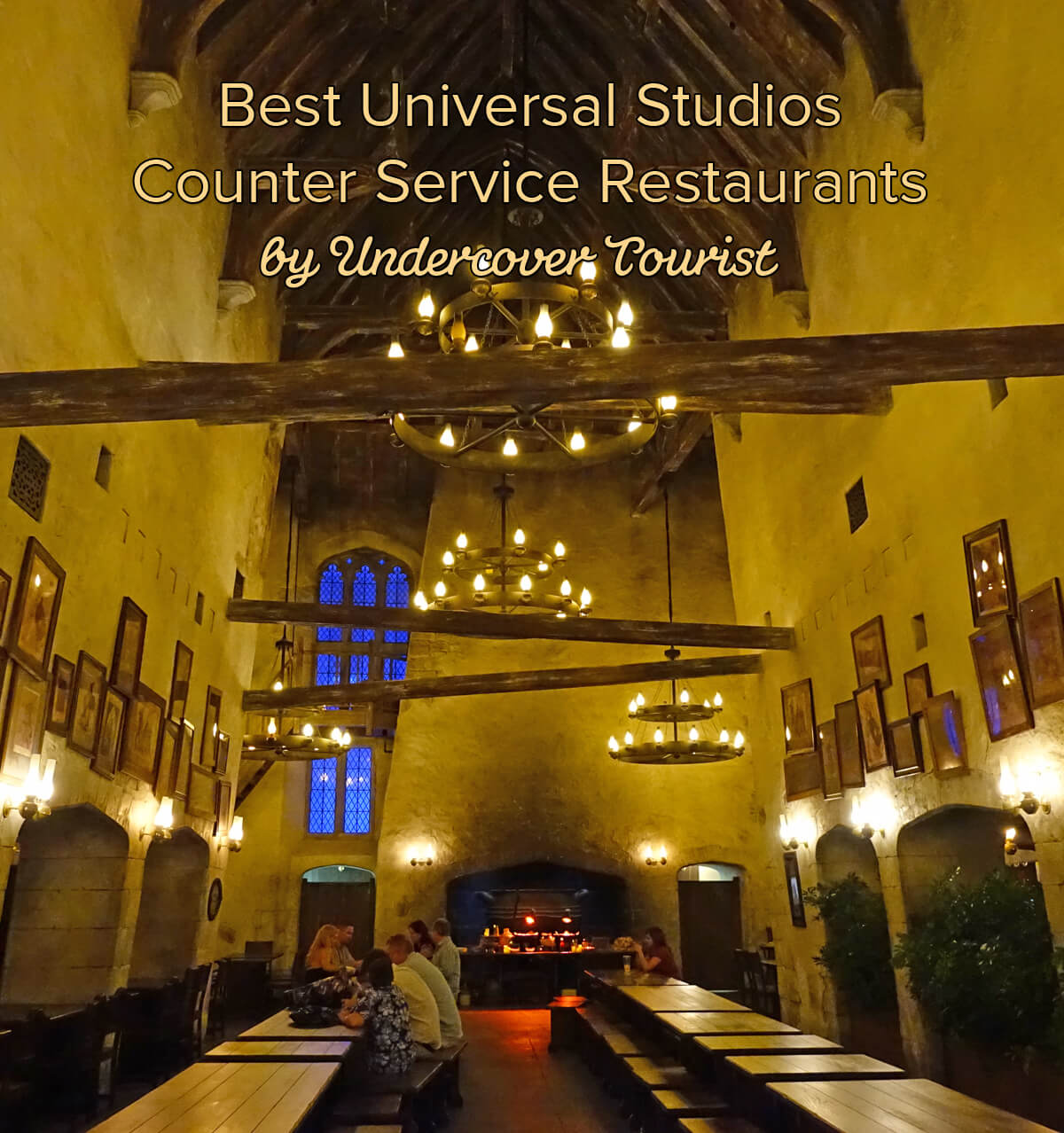 5 Best Universal Studios Counter Service Restaurants