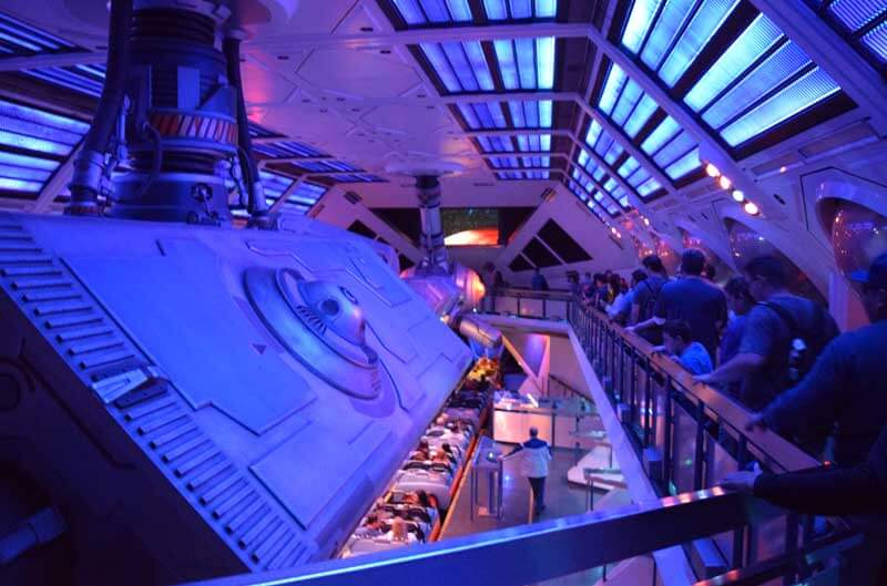 Disneyland's Top Thrill Rides - Space Mountain