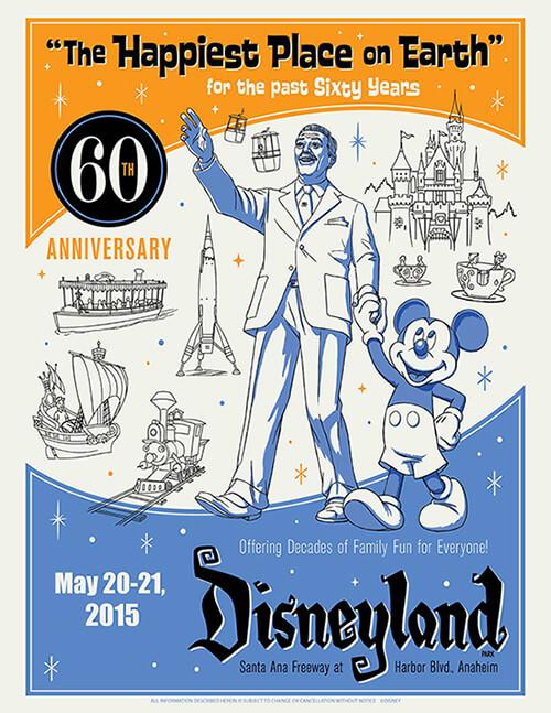 Disneyland Diamond Resort merchandise event