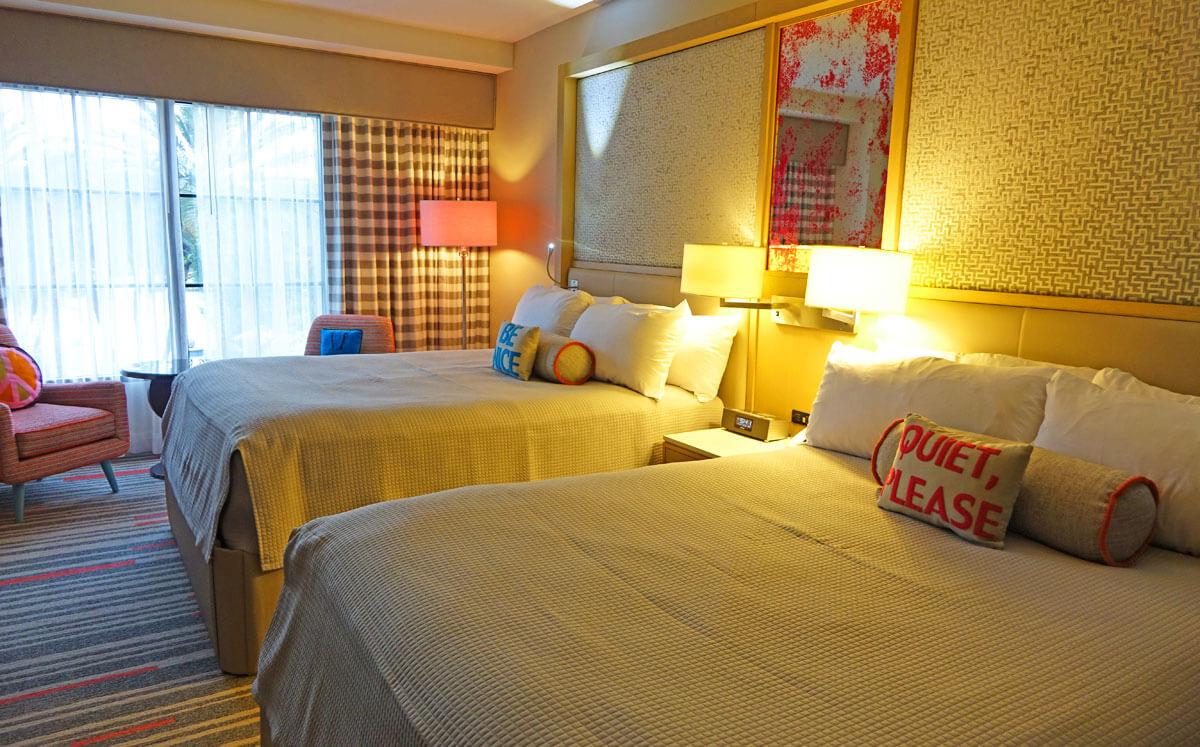 Split Stay in Orlando - Hard Rock Hotel Standard Room
