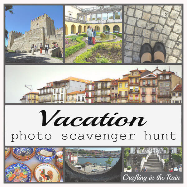 The Summer Vacation Treasure Hunt 1