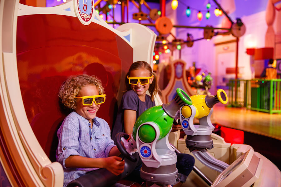 Disney Is Expanding Soarin', Toy Story Mania!