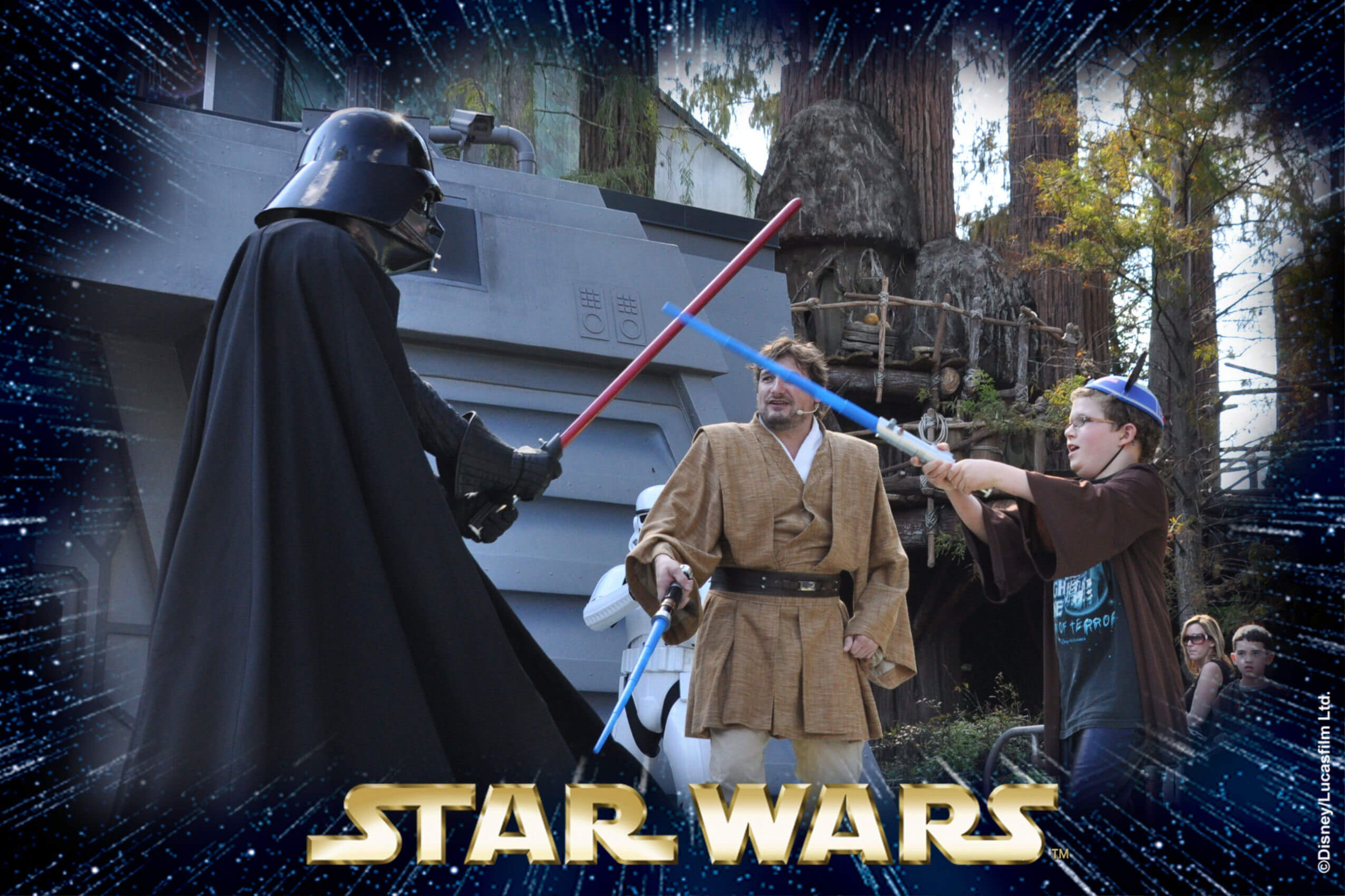 May the Force Be With Your Child at Disney's Jedi Training Academy