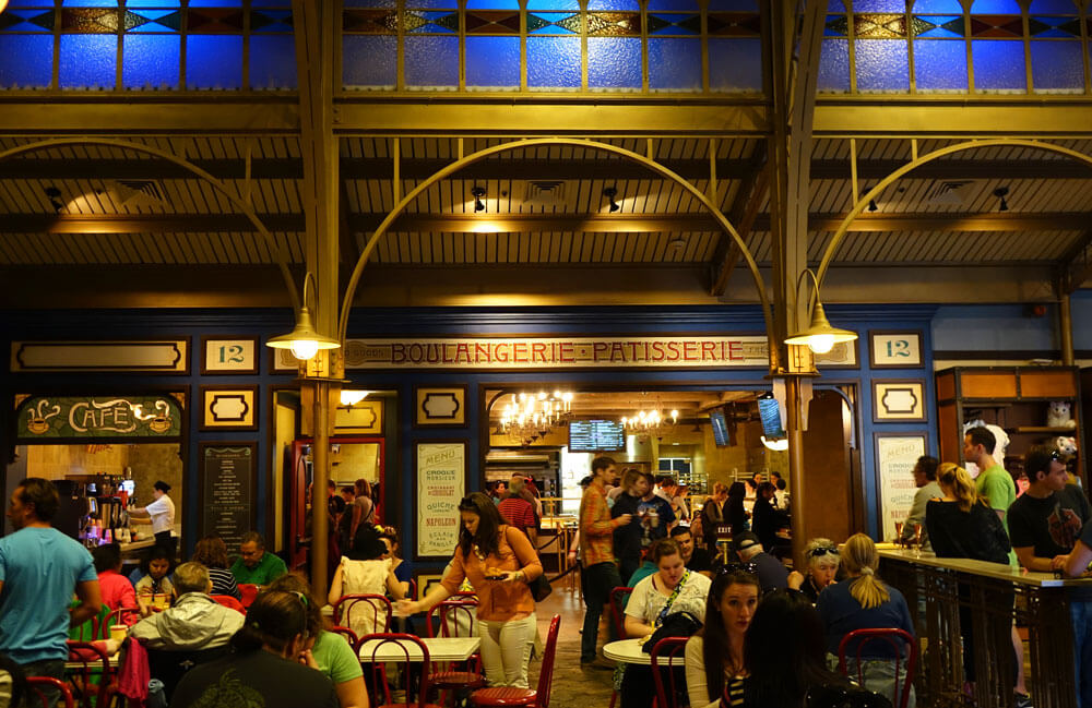 Romancing the World: Brunch at Epcot's Les Halles Boulangerie & Pâtisserie