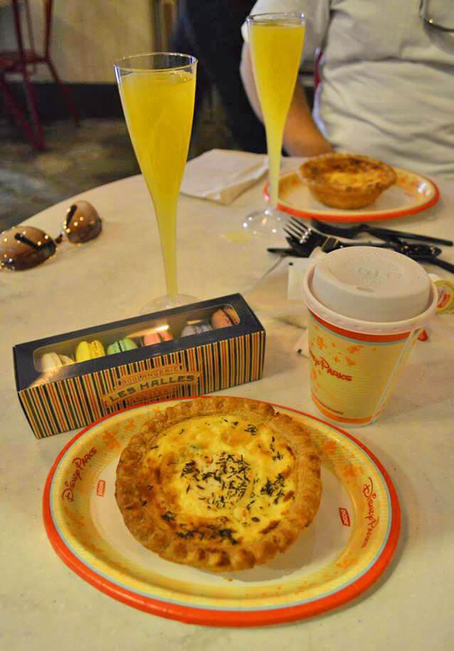 Les Halles Boulangerie & Patisserie for brunch